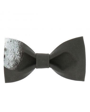 Cravate Rayures Larges Vert Fluo et Noire - Cravate rayée