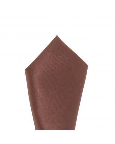 Cravate Slim Gris anthracite et Noire Bicolore
