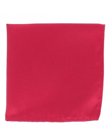 Cravate Slim Noire et Rouge Bicolore