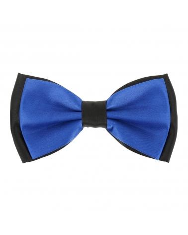 Cravate à Pois Noire et Blanche 6cm - Cravate Pois