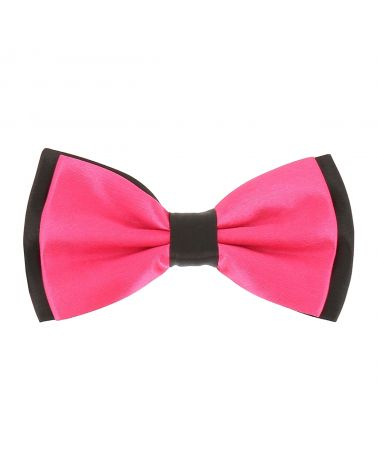 Cravate à Pois Blanche et Noire - Cravate Pois