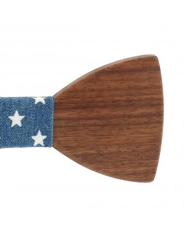 Cravate Bleu turquoise et Noire Damier - Cravate Damier