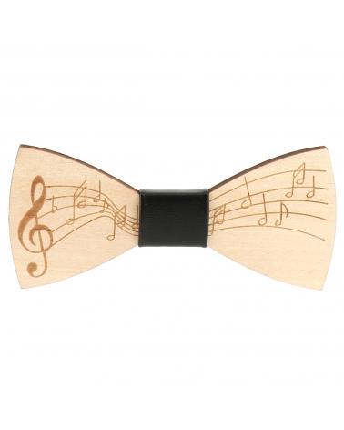 Cravate Tête de mort Noire et Blanche - Cravate Fantaisie