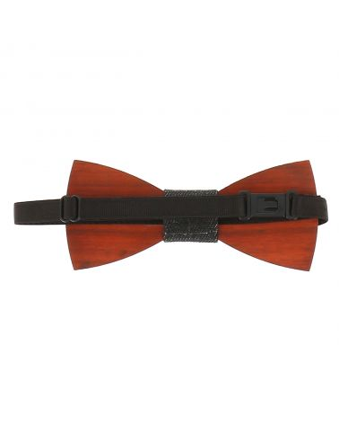Cravate Etoile Noire et Blanche - Cravate Fantaisie