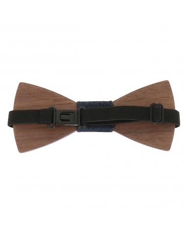 Cravate Paillette Noire - Cravate Strass Soirée