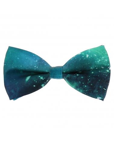 Noeud Papillon Cosmos Bleu