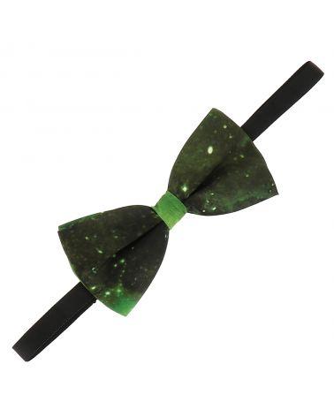 Noeud Papillon Cosmos Vert