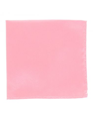 Pochette Costume Rose Pale