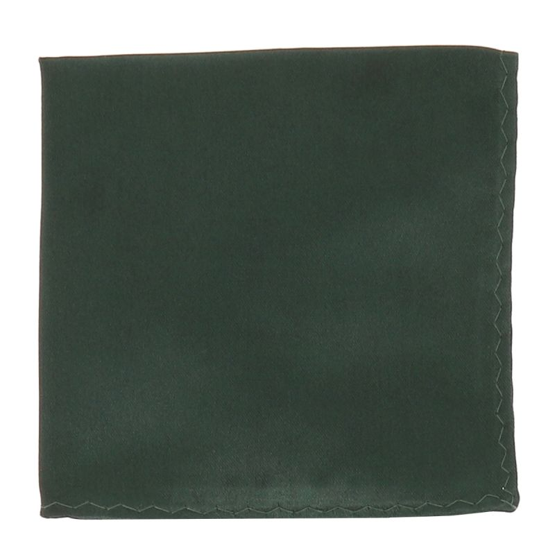 Pochette Costume Vert Foncé