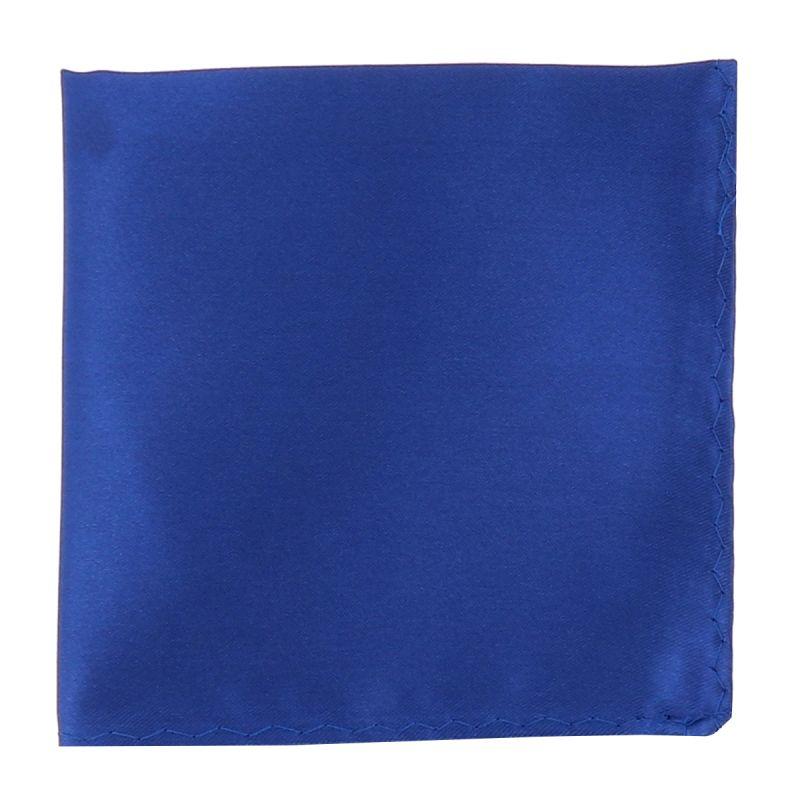 Pochette Costume Bleu Roi