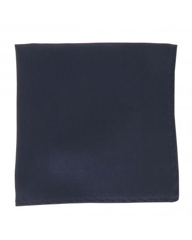 Pochette Costume Bleu Marine