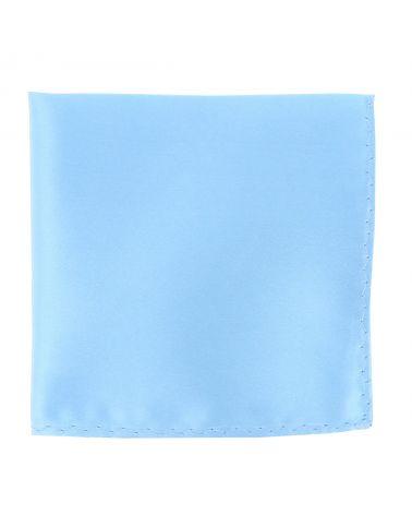 Pochette Costume Bleu Ciel