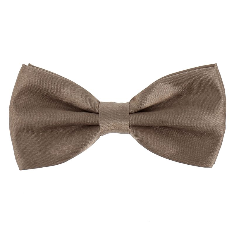 Noeud Papillon Taupe