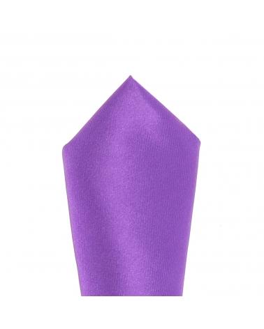 Pochette Costume Violet Clair