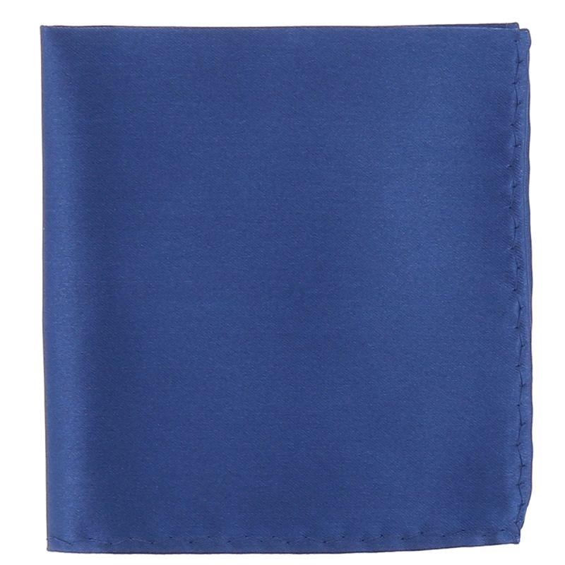 Pochette Costume Bleu Foncé