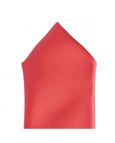 Pochette Costume Corail Premium