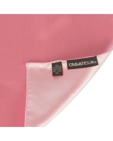 Pochette Costume Rose Premium