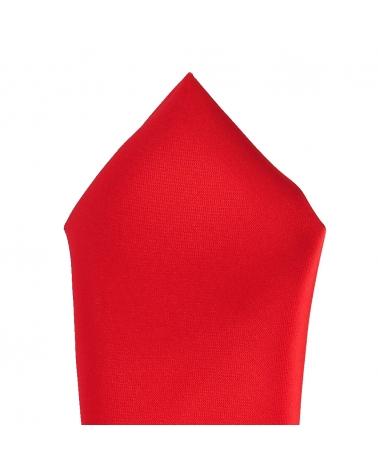 Pochette Costume Rouge Premium
