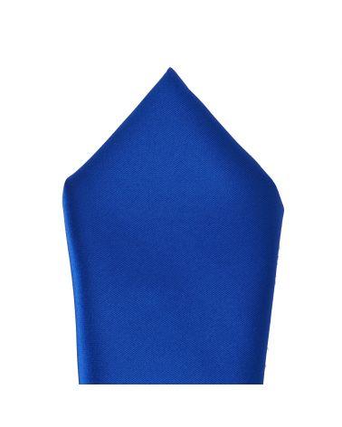 Pochette Costume Bleu roi Premium