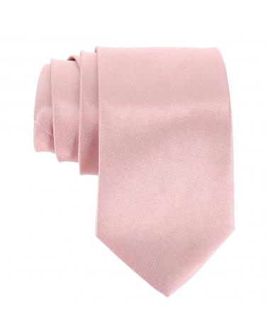 Cravate Classique Vieux rose