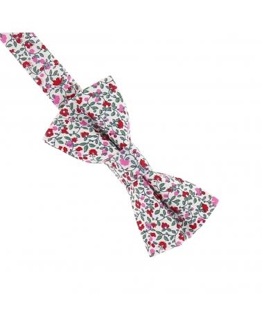 Noeud  Papillon Garçon Liberty Rose