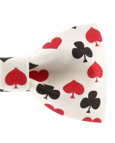 Noeud Papillon Créateur Poker