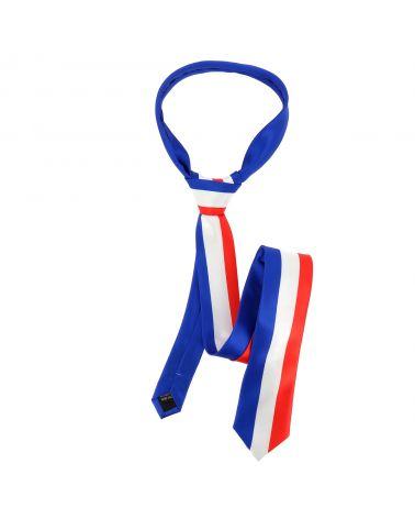 Cravate Drapeau Français