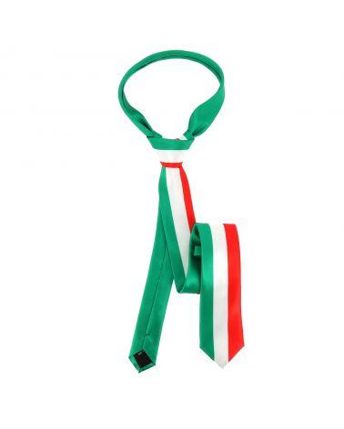 Cravate Drapeaux Italien
