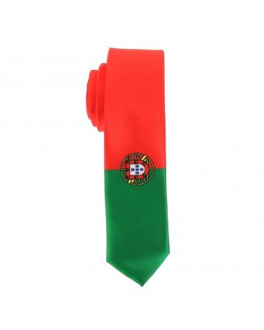 Cravate Drapeaux Portuguais