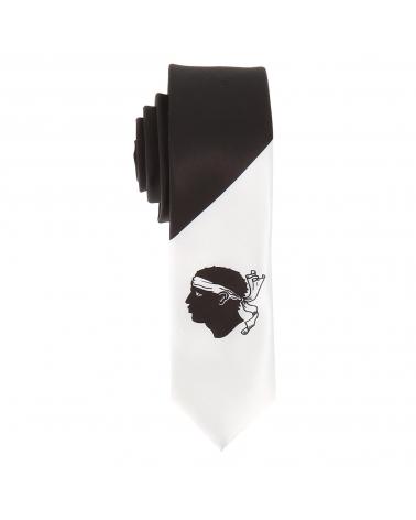 Cravate Drapeaux Corse
