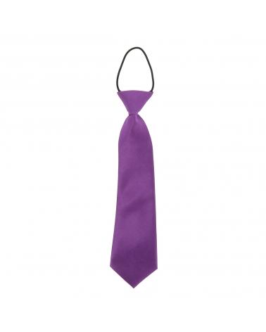 Cravate Enfant Violet clair