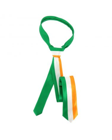 Cravate Drapeaux Irlandais