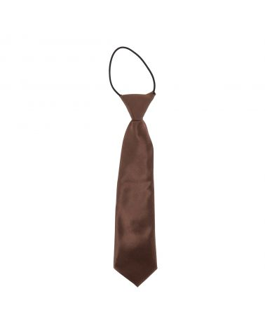 Cravate Enfant Marron clair