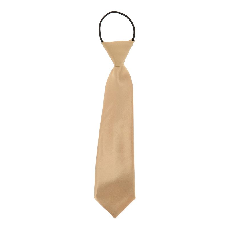 Cravate Enfant Cuivre