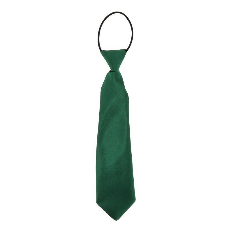 Cravate Enfant Vert foncé