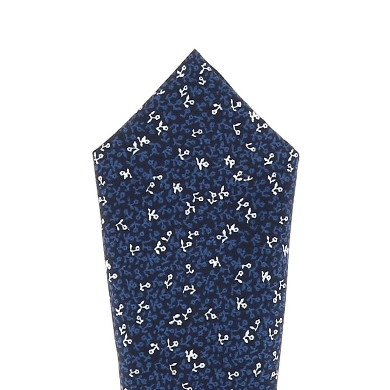 Cravate Tricot Corail