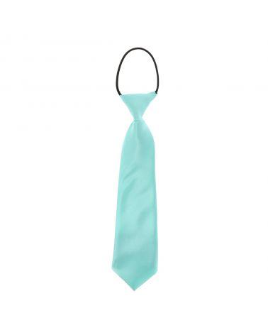 Cravate Enfant Vert d'eau