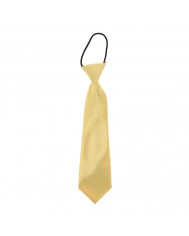 Cravate Enfant Jaune pale