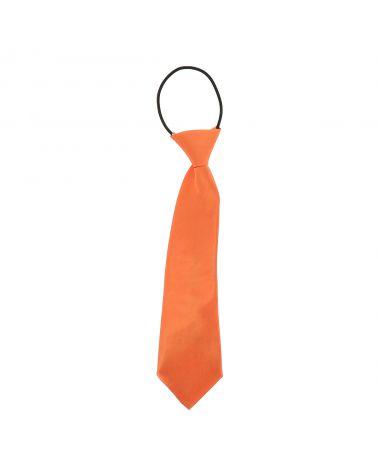Cravate Enfant Orange