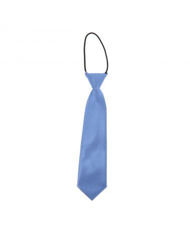 Cravate Enfant Bleue