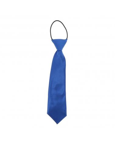 Cravate Enfant Bleu roi