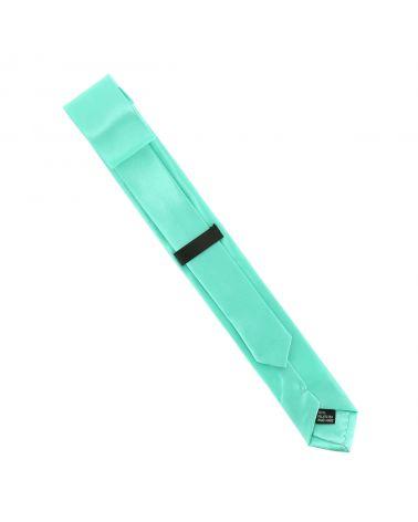 Cravate Slim Vert Menthe