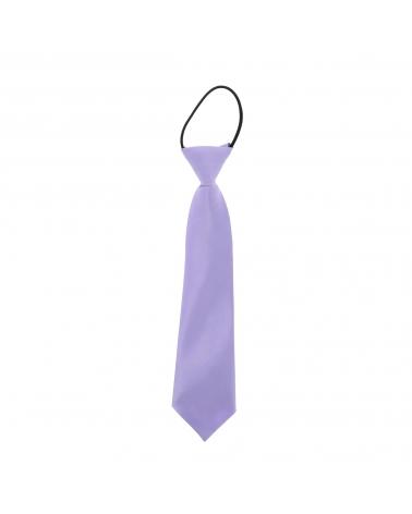 Cravate Enfant Parme