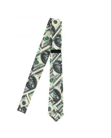 Cravate Dollars