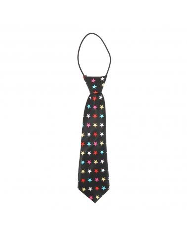 Cravate Garçon Eclaboussure