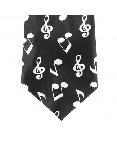 Cravate Garçon Notes de Musique