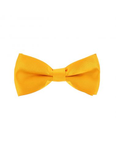 Noeud Papillon Enfant Jaune orange