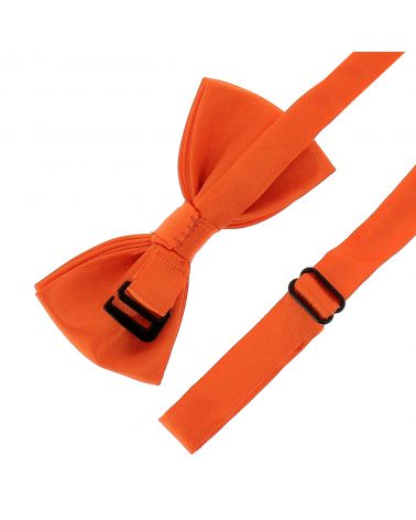 Noeud Papillon Enfant Orange