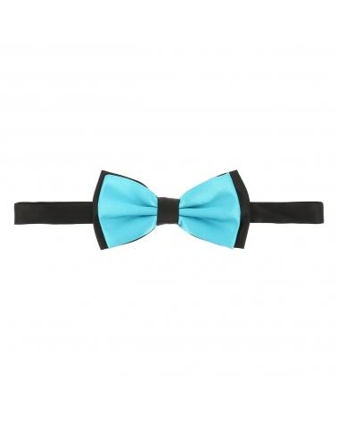 Cravate à Pois Blanche et Noire 6cm - Cravate Pois