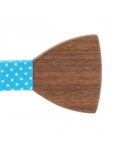 Cravate Noire et Blanche Losanges Moyens - Cravate Losange